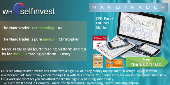 Trading platform demo free
